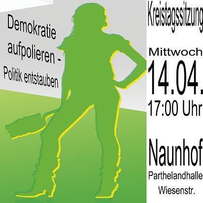 Plakat-KT-Sitzung